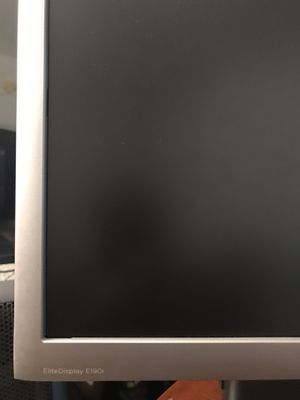 HP 19inch monitor for Sale in Plymouth, MN