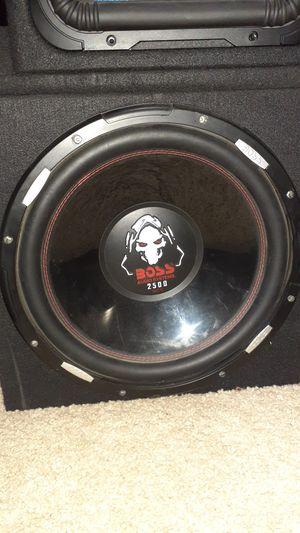 Boss15 inch for Sale in Bakersfield, CA
