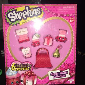 Shopkins Sweet Heart Collection for Sale in Uniondale, NY