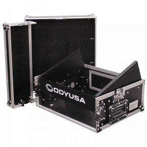 Odyssey FR0802 8U Top Slanted 2U Bottom Vertical Combo Rack for Sale in Los Angeles, CA
