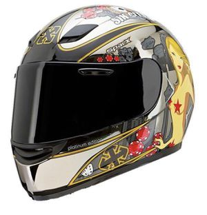 SPARX S07 LE PLATINUM Small Full-face Helmets for Sale in Baltimore, MD