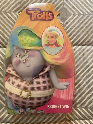 Trolls Bridget Wig for Sale in Las Vegas, NV