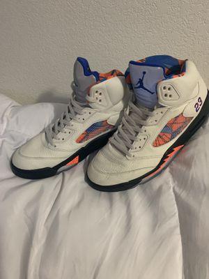 Air Jordan retro 5...size 13 for Sale in Las Vegas, NV