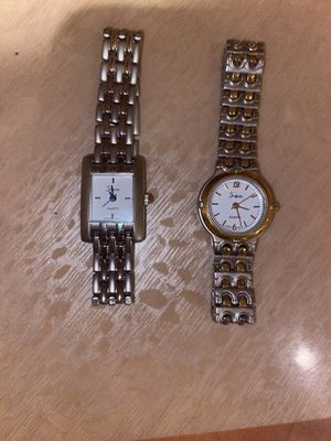 Stainless steel brand new watches set for Sale in Brooklyn, NY