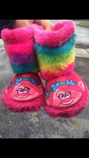 Troll slippers for Sale in Lancaster, PA