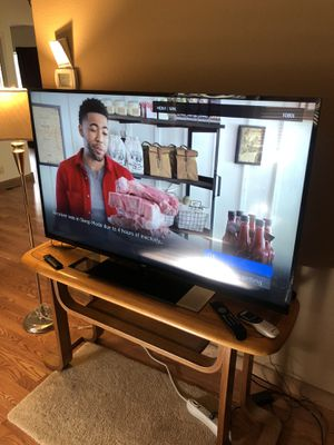 55 Inch TV with Firestick for Sale in Puyallup, WA