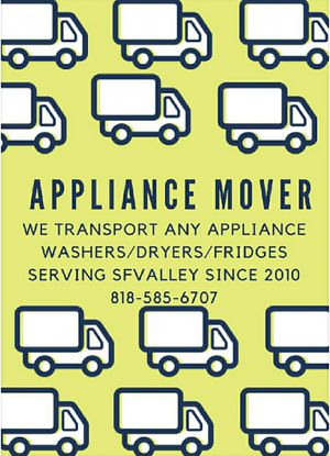 "APPLIANCE "" MOVER"" for Sale in Los Angeles, CA"