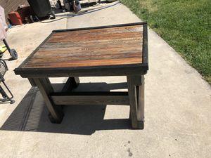 Old homemade table for Sale in Mapleton, UT