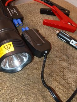 Go Power Flash Light Jump Start for Sale in Lacey,  WA