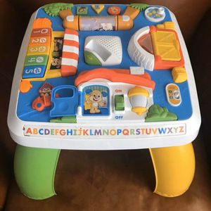 Baby Learning Table / Missing Phone for Sale in Smyrna, TN