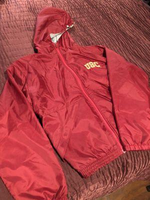 REDUCED...USC Trojans youth L 14/16 jacket hoodie for Sale in Phoenix, AZ