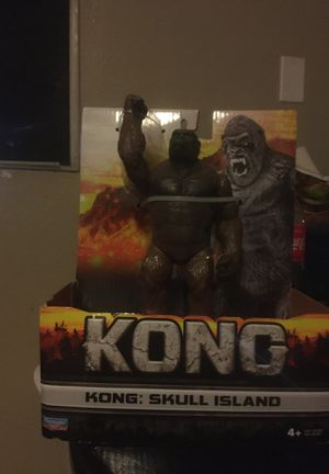 Godzilla King Kong figure for Sale in Imperial Beach, CA