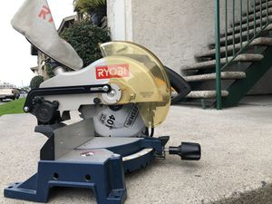 Ryobi Table Saw for Sale in Anaheim, CA