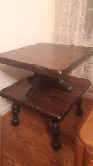 Wooden TV Stand for Sale in Sterling, VA