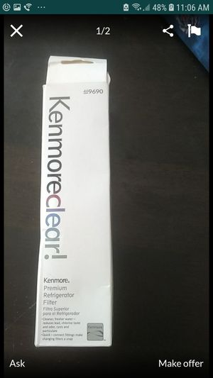 Kenmore refrigerator water filter for Sale in Hawthorne, CA