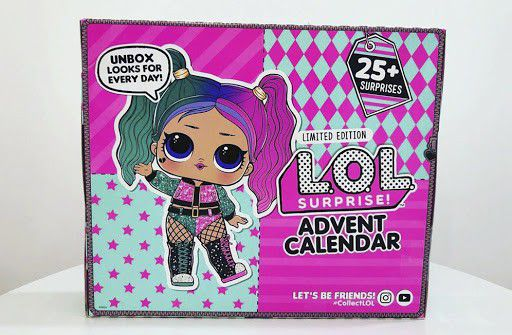 Lol Surprise OOTED Advent Calendar