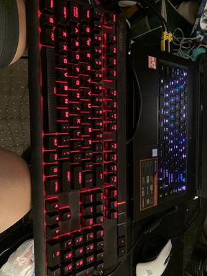 Corsair strafe mechanical keyboard for Sale in Federal Way, WA