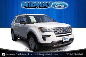2018 Ford Explorer for Sale in Miami, FL