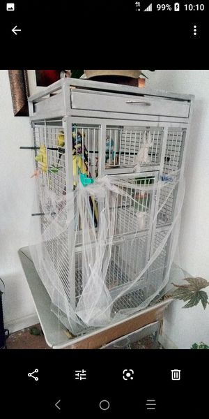 Bird cage for Sale in Tacoma, WA