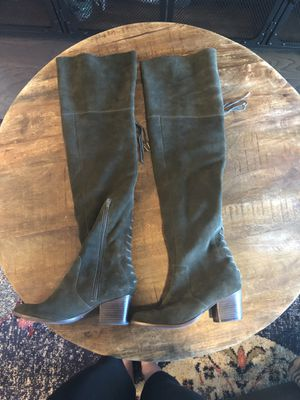 ALDO Over the Knee Suede Boots for Sale in Denver, CO
