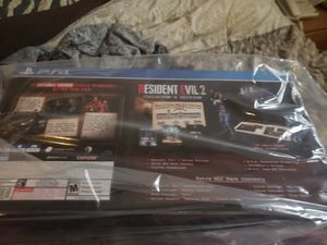 Resident Evil 2 special edition (GameStop special edition) for Sale in New York, NY
