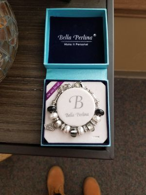 Bella Perlina Charm Braclet for Sale in Fort Washington, MD