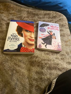 Mary Poppins books for Sale in Gresham, OR