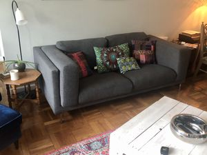 IKEA large loveseat couch for Sale in Washington, DC