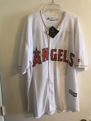 Jersey mike Trout size extra large new with tags for Sale in Margate, FL