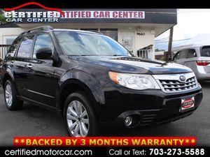 2011 Subaru Forester for Sale in Fairfax, VA