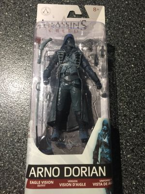 Used, Assassin's Creed Mcfarlane Toys figure collection for Sale for sale  Queens, NY