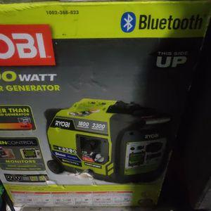Ryobi 2300 Watt Inverter Generator for Sale in Tacoma, WA