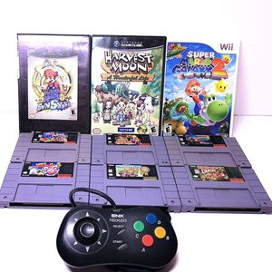 Nintendo Games And More for Sale in Clackamas, OR