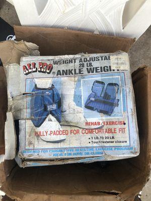 Ankle weight for Sale in Boynton Beach, FL