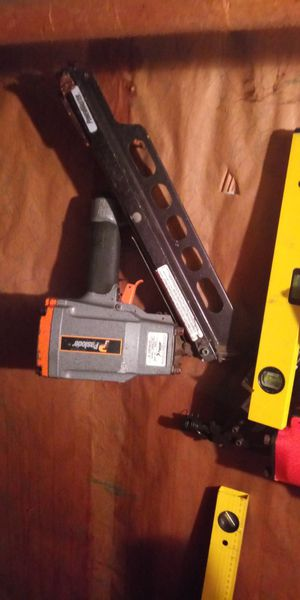 Husky Nail Gun...2 big ones and 1 small...new condition!! for Sale in Detroit, MI