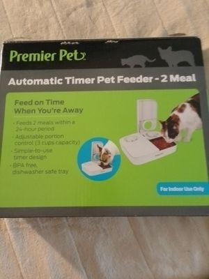 Automatic Pet Feeder!!! for Sale in Marengo, IL