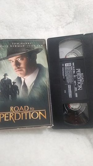 Road to Perdition (VHS, 2003) for Sale in Homestead, FL