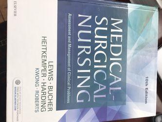 Nursing Textbook- Medical Surgical Nursing(78759.NW.Austin.) for Sale in Cedar Park,  TX