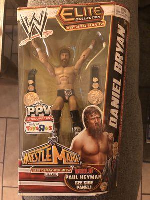WWE Daniel Bryan figure for Sale in Sylmar, CA