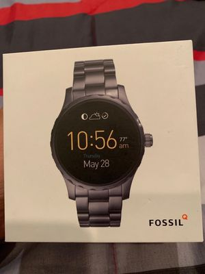 Fossil Q Digital Watch for Sale in Anaheim, CA