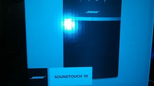 Bose soundtouch 10 for Sale in Fresno, CA