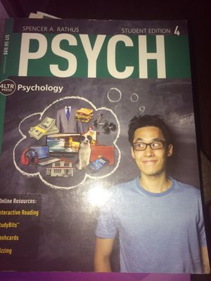 Psychology book for Sale in Knoxville, TN