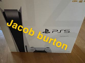 Playstation 5 ( disc edition) for Sale in McDonough,  GA