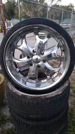 "20"" Rims 6 lug Imports for Sale in Tampa, FL"