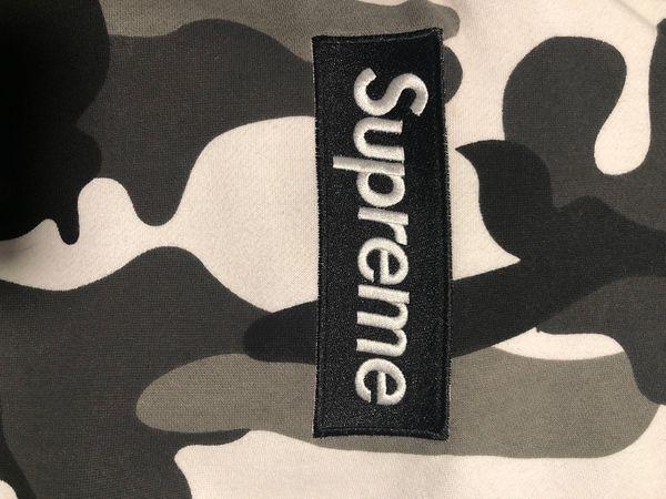Supreme box logo, Medium