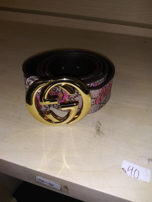 Designer Belts for sale $120 BRAND NEW! for Sale in Washington, DC