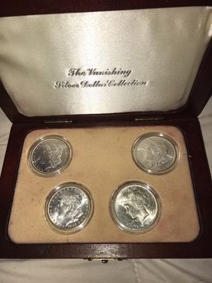 The vanishing silver dollar collection for Sale in Philadelphia, PA