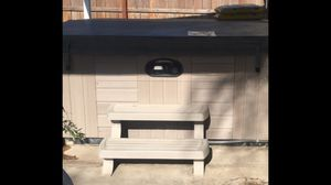 Hot Springs Envoy Hot Tub for Sale in Fresno, CA