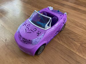 Monster high scaris doll convertible car for Sale in Elk Grove, CA