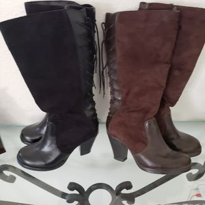 New laced Boots (Never Worn) for Sale in Lake Forest, CA